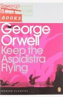 Keep the Aspidistra Flying (Penguin Modern Classics) by George Orwell, NEW Book,