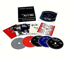 The Who ‎– Maximum As & Bs (The Complete Singles) 5CD Box Set BRAND NEW