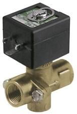 """Asco Magnetventil Anschluss 1/2"""" 2-Wege 2bar Länge 72mm Messing DN 9,5mm L"""