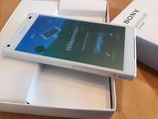Sony Xperia Z5 compact  - 32GB - in Weiss / ohne Simlock / mit Folie / in Box