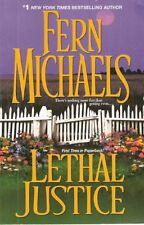 Lethal Justice (The Sisterhood Series