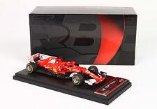 Ferrari Sf70-h #5 Winner GP Brasil 2017 Sebastian Vettel 1 43 BBR Bbrc211a