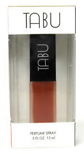 Tabu Perfume  Spray 0.5 oz. 15mL by Dana