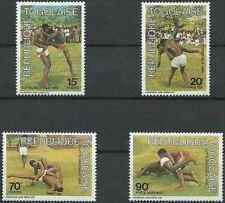 Timbres Sports Togo 1204/6 PA612 N lot 27106