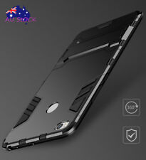 For Xiaomi Mi Max 2 Shockproof Hybrid TPU+PC Soft Bumper Hard Case Stand Cover