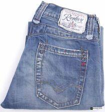Replay L34 Herren-Jeans aus Baumwolle