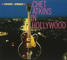 CHET ATKINS - IN HOLLYWOOD  CD NEUF