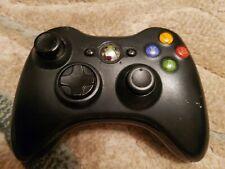 Microsoft Xbox 360 Wireless Controller Genuine Official Black