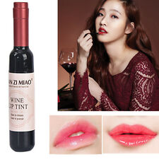 Red Wine Bottle Waterproof Long Lasting Stained Matte Lip Gloss Lipstick Liquid