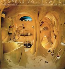 """LP 12"""" 30cms: Andreas Vollenweider: caverna magica. CBS. C9"""