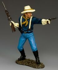 KING & COUNTRY JOHN FORD'S CAVALRY KX028 U.S. CAVALRY TROOPER THE LAST STAND MIB