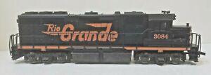 Denver Rio Grande Western EMD GP40-2 Diesel Loco 3084 Atlas HO Roco Powered