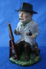 More details for bairstow manor churchill winston the artist figure