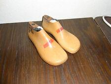 alte Kinder Schusterleisten / Schuhleisten 1 Paar 17 1/2cm lang sehr schön
