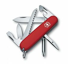1.4613 Victorinox Swiss Army Pocket Knife HIKER RED 91mm BRAND NEW IN BOX !!!