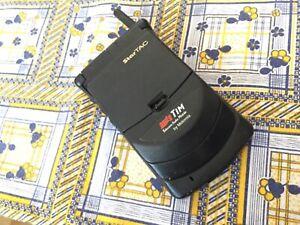 Motorola StarTAC ST7867W - Black (Sprint) Cellular Phone