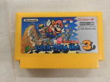 Y4998 Nintendo Famicom Super Mario Bros. 3 Japan FC NES