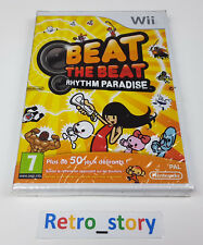 Nintendo Wii - Beat The Beat Rhythm Paradise - NEUF / NEW - PAL - FRA