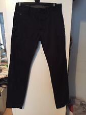 Black Diesel Chinos 29/30 NEW WITHOUT balises