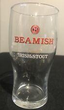 Beamish Irish Stout 12 oz. Beer Glass