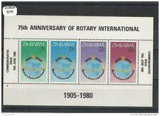 112014/1275 - ZIMBABWE 1980 - YT BF N° 1 ** (MNH) LUXE