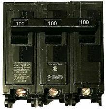 Siemens 100 Amp 3 Pole Type Qp Circuit Breaker Model Q3100