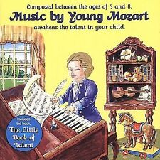 FREE US SHIP. on ANY 2 CDs! ~LikeNew CD Gerald Jay Markoe: Music By Young Mozart