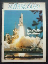 REVUE AIREXTRA N°33 SPACE SHUTTLE SPECIAL ISSUE NASA COLUMBIA ESPACE  FUSEE