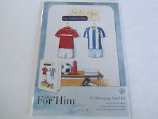 DOCRAFTS FOR HIM LOCKER ROOM A5 CARD KIT