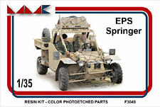 EPS Springer All terrain vehicle British Army 1/35 MK Models resin F3049
