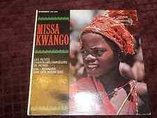 Les Petits Chanteurs-Danseurs De Kenge MISSA KWANGO LP London GHS 56008 EX