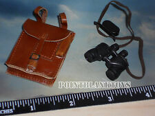 DID BINOCULARS & MAPCASE STEINER WWII GERMAN EASTERN FRONT 1/6 ACTION FIGURE TOY
