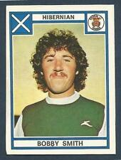 PANINI FOOTBALL 78 #494-HIBERNIAN-BOBBY SMITH