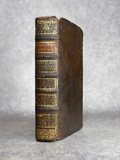 MASSIALOT. INSTRUCTION POUR LES CONFITURES, LES LIQUEURS ET LES FRUITS. 1732.