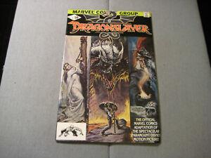 Dragonslayer #1 (Marvel, 1981)