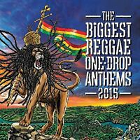 The Biggest Reggae One-Drop Anthems 2015 [CD]