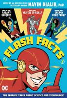 Flash Facts TPB (2020) DC - (W) Mayim Bialik, All Ages, NM (New)