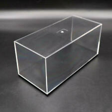 Model Car Acrylic Case Display Box Show Transparent Dust Proof with Base 1:32