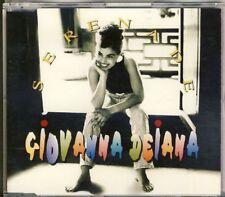 Giovanna Deiana-Serenade 3 TRK CD MAXI 1994