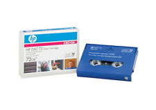 HP DAT 72 72gb Data Cartridge C8010A Job #5484