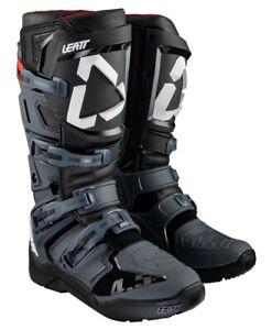 Leatt 4.5 Flexlock Enduro MX OffRoad Race Boots Graphene Adults