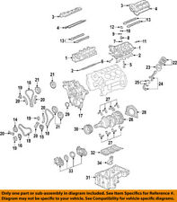 GM OEM-Engine Valve Cover 12647768