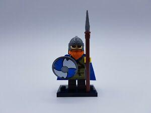 LEGO  FIGURINE VIKING SERIE 20 N° 8 REF 71027  *COMME NEUF*