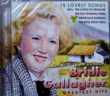 BRIDIE GALLAGHER ~ GREATEST HITS NEW CD 15 LOVELY IRISH SONGS
