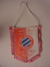 F.C. Bayern München E.V. Wimpel Banner Autobanner 1994