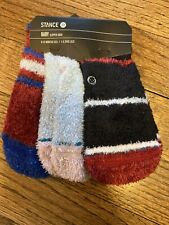 Stance Baby Slipper Socks 6-12 Month 1-3 Shoe Size