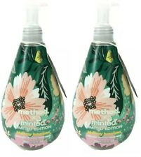 (Pack of 2) Method X Minted Limited Edition Bloomy Bouquet Hand Soap 12oz