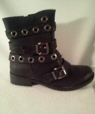 Jangle Moto Ankle Boots – Women -SIZE 5.5 Original $74.00