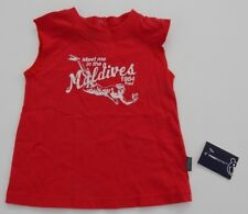NEW! FRED BARE Boys Muscle tee Size 0 BNWT