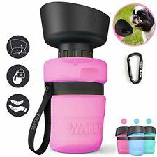 lesotc Dog Water Bottles, Dog Water Bottles Travel, Portable Dog Water Bottle, B